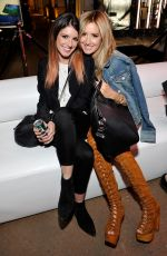 ASHLEY TISDALE at Revolve Pop-up Launch Party in Los Angeles