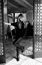 ASHLEY TISDALE in The Hollywood Reporter