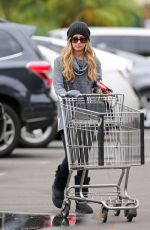 ASHLEY TISDALE Out Shopping at Whole Foods in Los Angeles 1111