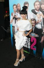 BAI LING at Horrible Bosses 2 Premiere in Los Angeles