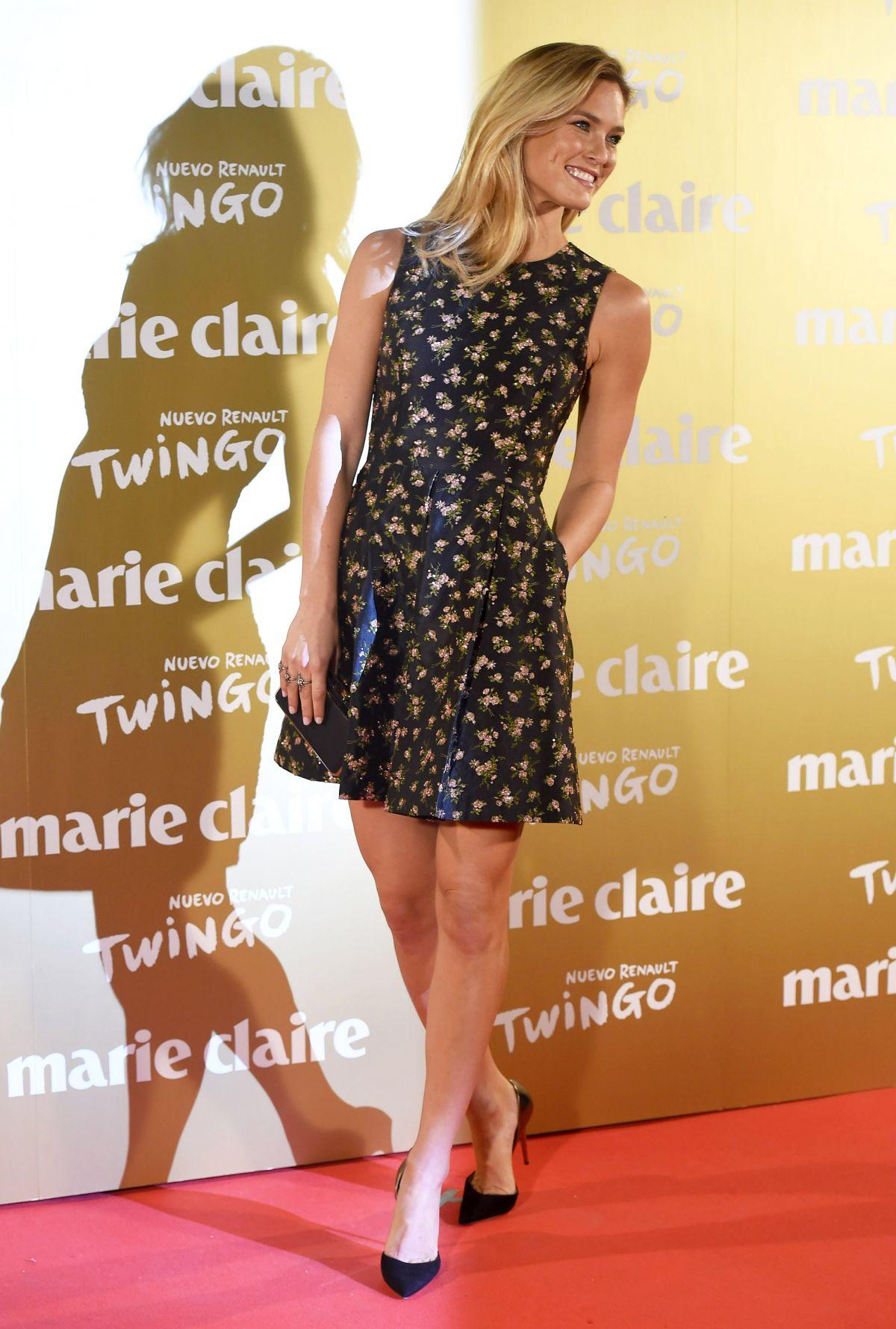 BAR REFAELI At 2014 Marie Claire Prix De La Moda Awards In