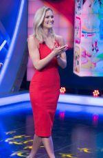 BAR REFAELI at El Hormiguero TV Show in Madrid
