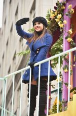 BECKY G at 2014 Macy's Thanksgiving Day Parade in New York