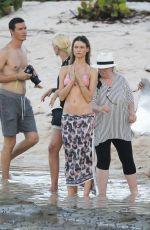 BEHATI PRINSLOO at VS Photoshoot in the Carribean 1211