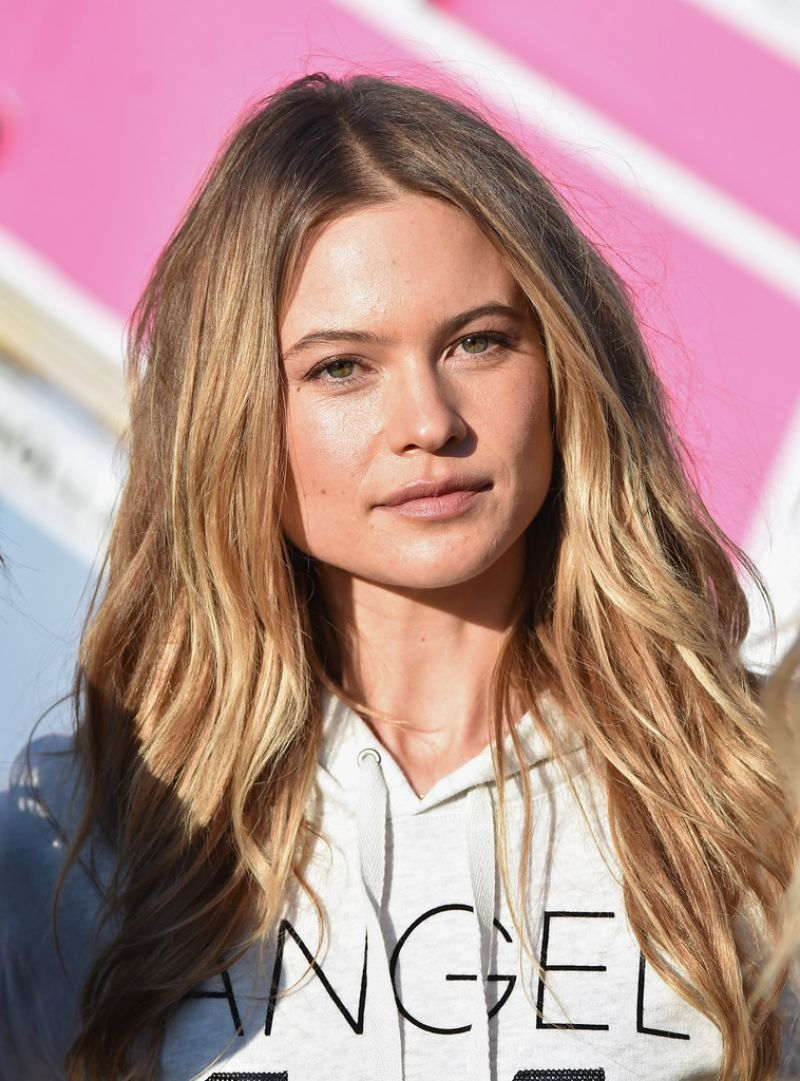 Behati Prinsloo Fronts Free People S June E Catalog: BEHATI PRINSLOO Departing For The London For 2014 Victoria