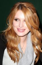 BELLA THORNE at Autumn Falls Book Signing at Barnes & Noble in New York