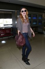 BELLA THORNE at LAX Airport in Los Aneles 1411
