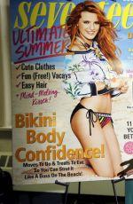 BELLA THORNE at Seventeen Magazine, June 2014 Issue Cover Celebration