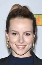 BRIDGIT MENDLER at Pants on Fire Premiere in Hollywood