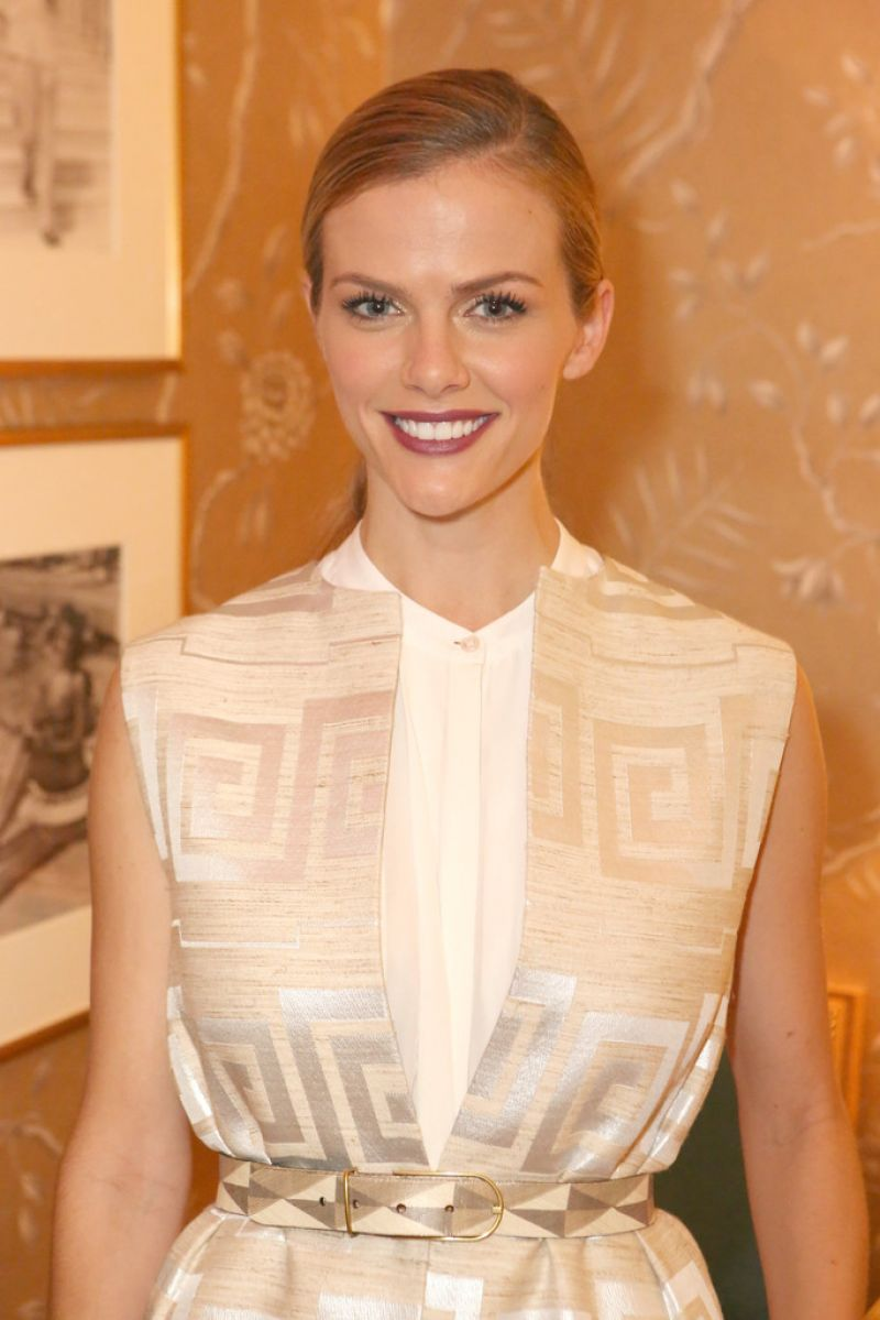 BROOKLYN DECKER at Vogue and Tory Burch Celebrate the Tory Burch Watch Collection