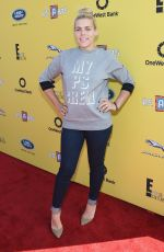 BUSY PHILIPPS at P.S. ARTS Express Yourself 2014 in Santa Monica