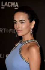 CAMILLA BELLE at 2014 Lacma Art + Film Gala in Los Angeles