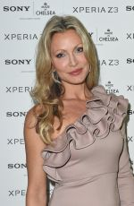 CAPRICE BOURRET at Sony Pool Party at Haymarket Hotel in London