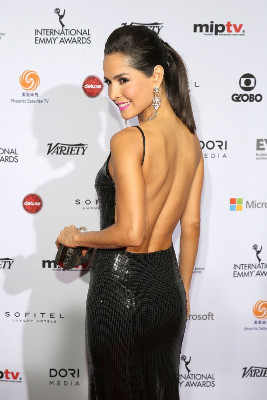 CARMEN VILLALOBOS at International Academy of Television Arts & Sciences Emmy Awards