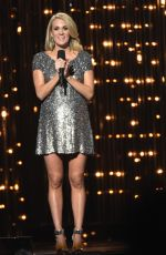CARRIE UNDERWOOD at 2014 CMA Awards in Nashville
