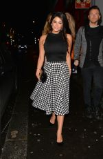CASEY BATCHELOR at Now Christmas Party in London