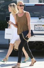 CAT DEELEY Out and About in West Hollywood