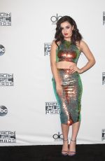 CHARLI XCX at AMA 2014 in Los Angeles