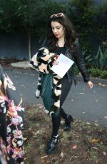 CHARLI XCX Lleaves DWTS Show in Melbourne