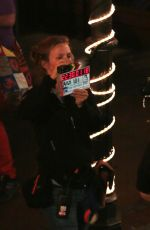 CHARLIZE THERON on the Set of The Last Face in Cape Town