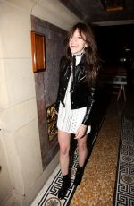CHARLOTTE GAINSBOURG at The Renaissance Women of Performa Celebration in New York