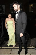 CHERYL COLE Arrives at Katie Piper Foundation Ball in London