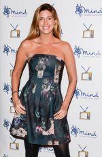CHESKA HULL at 2014 Mind Media Awards in London