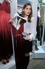 CHRISTA B ALLEN at Nasty Gal Melrose Store Opening in Los Angeles