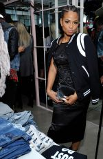 CHRISTINA MILIAN at Nasty Gal Melrose Store Opening in Los Angeles