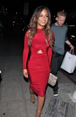 CHRISTINA MILIAN Night Out in Los Angeles 0611