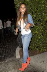CHRISTINA MILIAN Night Out in Los Angeles 3010