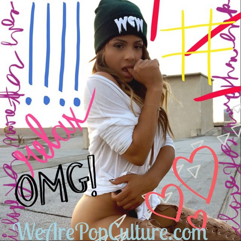 CHRISTINA MILIAN - We Are Pop Culture Photoshoot