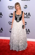 CLARE BOWEN at 2014 CMA Awards in Nashville