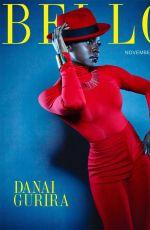 DANAI GURIRA in Bello Magazine, November 2014 Issue