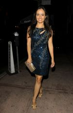 DANICA MCKELLAR Night Out in Hollywood
