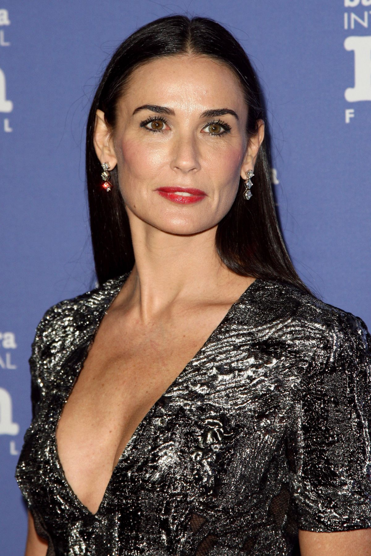 DEMI MOORE at 2014 Kir...