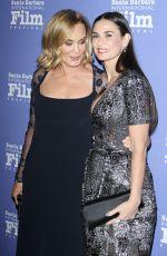 DEMI MOORE at 2014 Kirk Douglas Award for Excellence in Film Honoring Jessica Lange in Santa Barbara