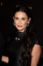 DEMI MOORE at 2014 Lacma Art + Film Gala in Los Angeles