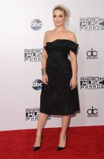 DIANNA AGRON at 2014 American Music Awards in Los Angeles