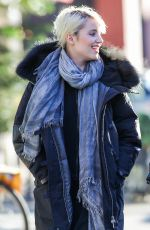 DIANNA AGRON Out and About in Los Angeles 1811