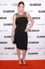 DOUTZEN KROES at Glamour Women of the Year 2014 Awards in New York