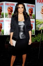 ELA LONGORIA at Food Chains Premiere at Ford Foundation in New York