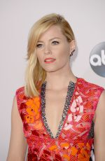 ELIZABETH BANKS at 2014 American Music Awards in Los Angeles