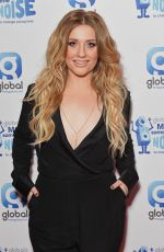 ELLA HENDERSON at Global Make Some Noise Event at Supernova in London