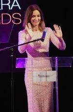 EMILY BLUNT at Hamilton Behind the Camera Awards in Los Angeles
