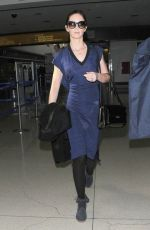 EMILY BLUNT at LAX Aisport in Los Angeles 2111