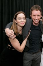 EMILY BLUNT at Variety Studio Actors on Actors Presented by Samung Galaxy