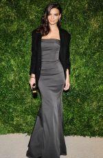 EMILY RATAJKOWSKI at 2014 Cfda/Vogue Fashion Fund Awards in New York