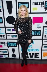 EMMA ROBERTS at Watch What Happens Live