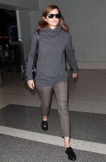 EMMA WATSON Arrives at Los Angeles Internationl Airport 2110